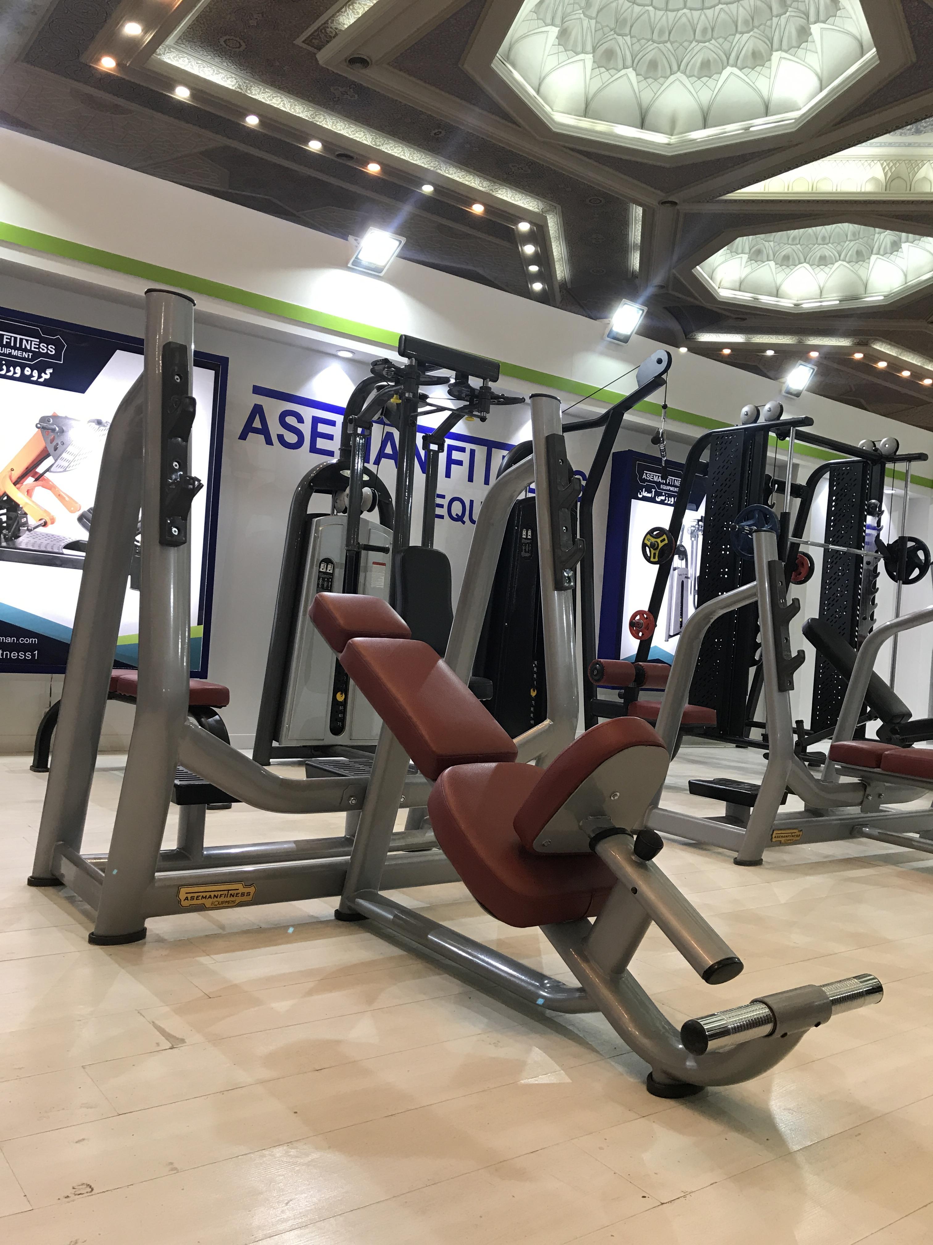 خرید تجهیزات باشگاهی : مدرن و حرفه ای ترین تجهیزات Sky Fitness