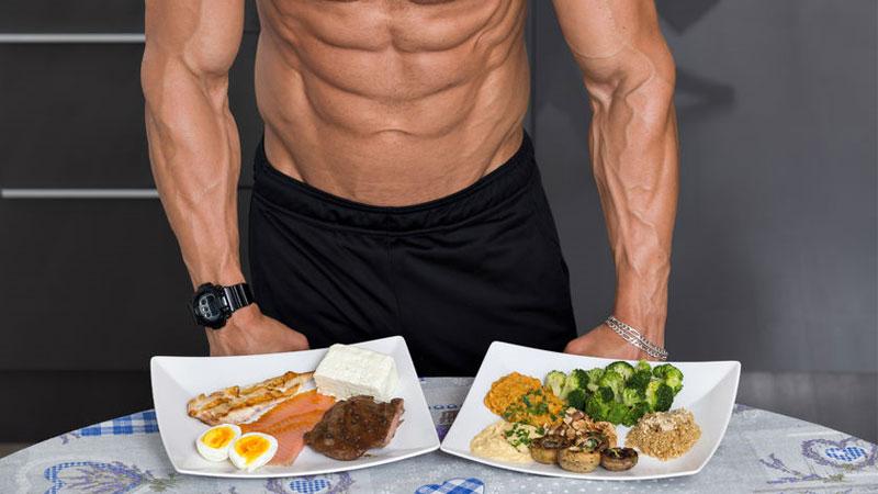 غذاهای مفید بدنسازی و ورزش های هوازی- آسمان فیتنس