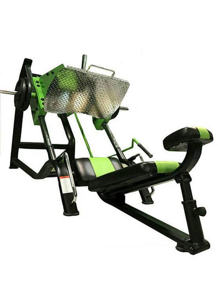 دستگاه بدنسازی پرس پا