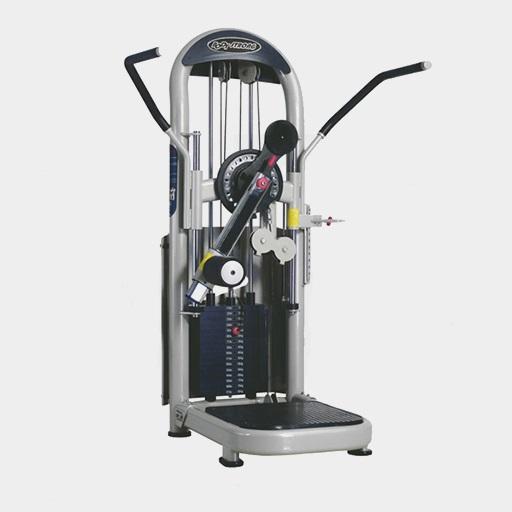 دستگاه بدنسازی مولتی هیپ آسمان فیتنس مناسب برای تقویت عضلات پا