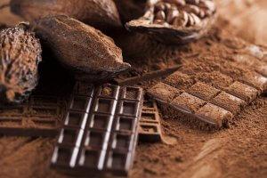 تاثیر شکلات تلخ در بدنسازی