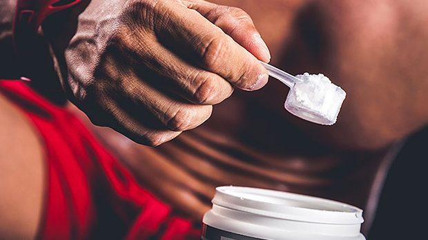مصرف کراتین در تمرینات بدنسازی