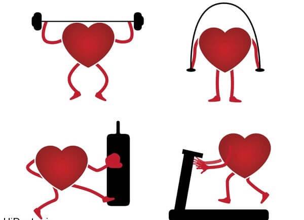 مقاله تاثیر ورزش بر فشار خون