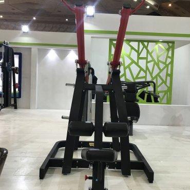 دستگاه وزنه ازاد-دستگاه بدنسازی یتسی