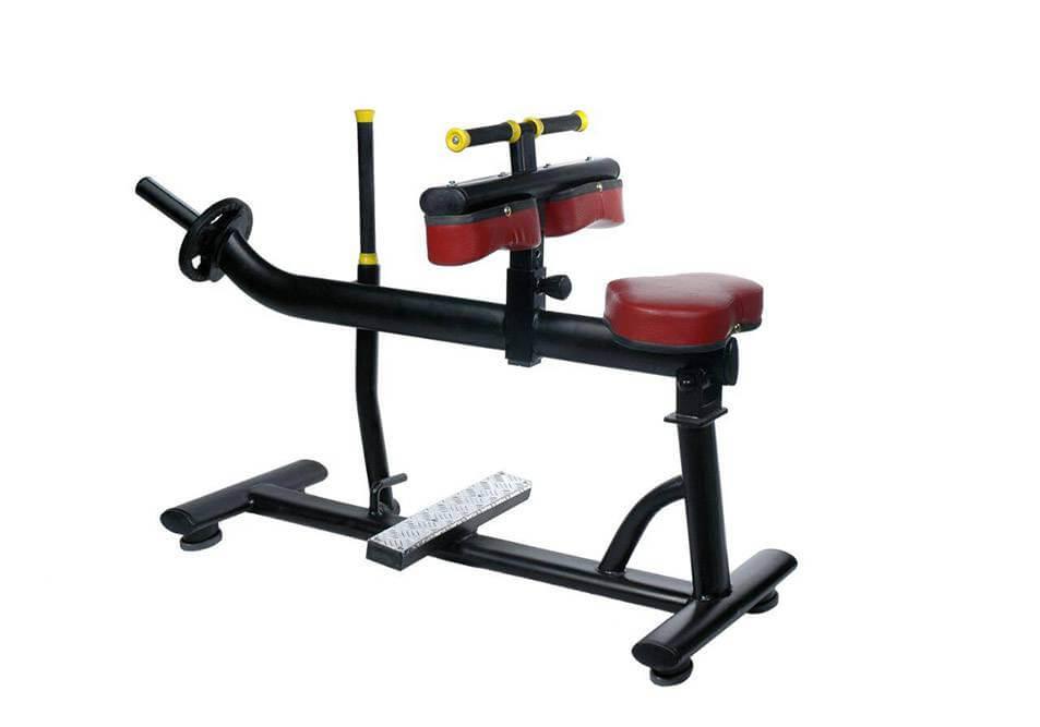 دستگاه بدنسازی ساق نشسته