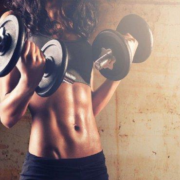 سیزده روش چربی سوزی و عضله سازی-سینه بانوان-فیتنس زنان