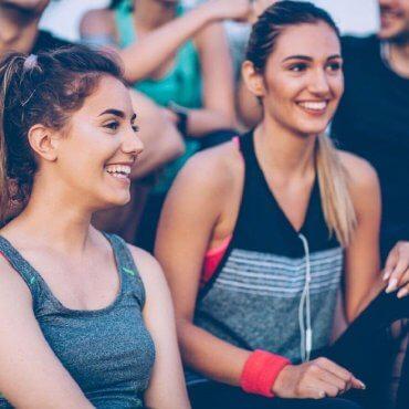 عضلات سینه بانوان-فیتنس زنان