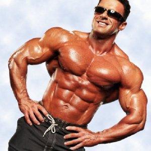 عضله سازی در مردان
