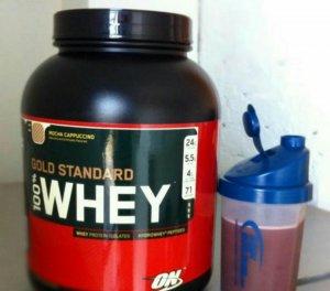 پروتئین way و تاثیر آن بر روی عضلات