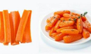هویج و ویتامین های موثر در بدنسازی