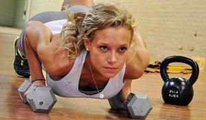 ورزش بدنسازی برای زنان