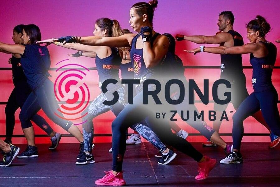زومبا استرانگ - ورزش بادی استرانگ