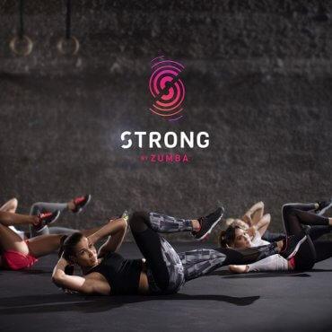 ورزش زومبا استرانگ - ورزش بادی استرانگ