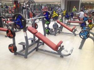 میز های طرح تکنو جیم-تولید شرکت اسمان-خرید دستگاه بدنسازی