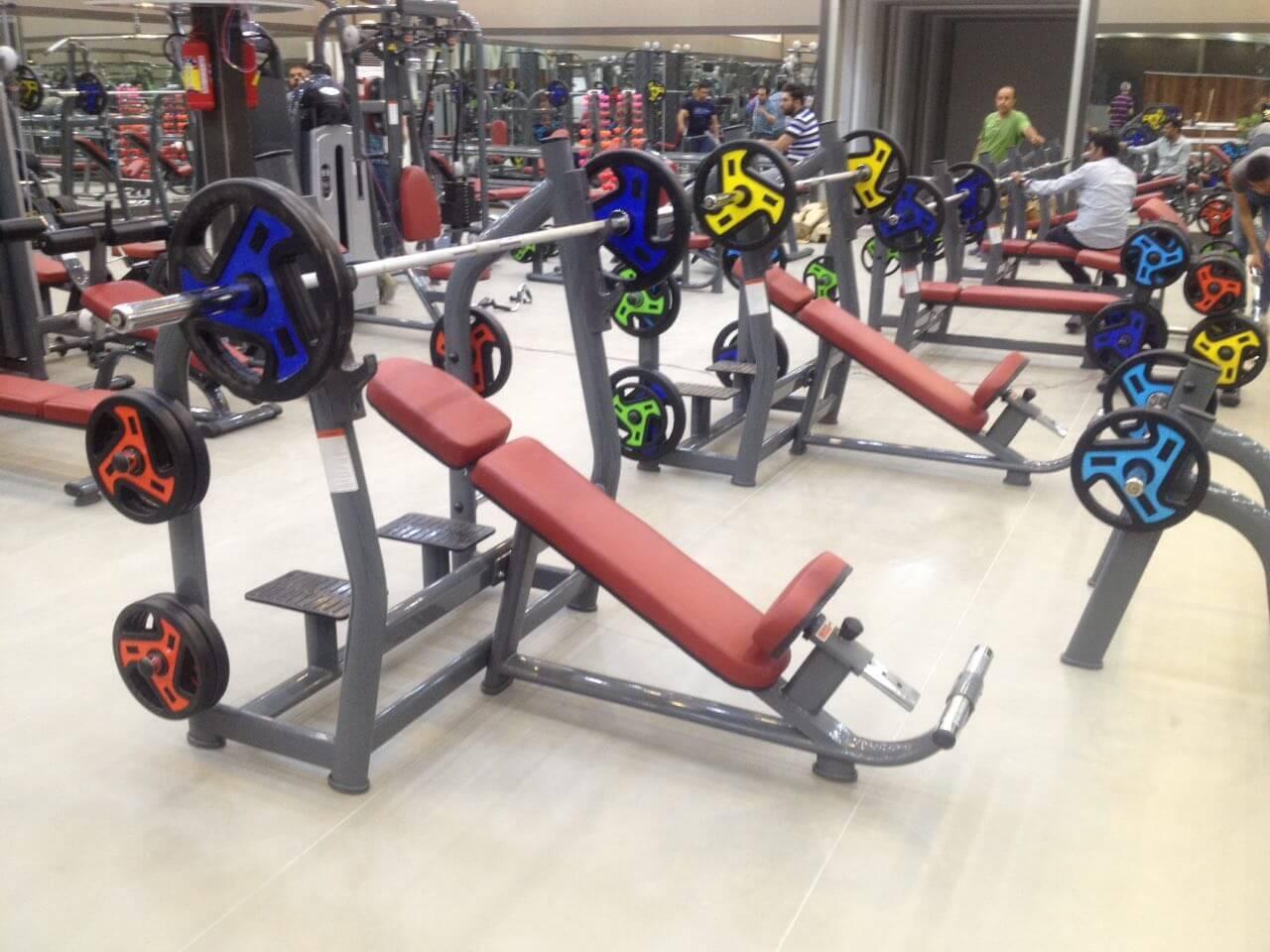 میز و نیمکت بدنسازی ایرانی -میز های طرح تکنو جیم-تولید شرکت اسمان-خرید دستگاه بدنسازی