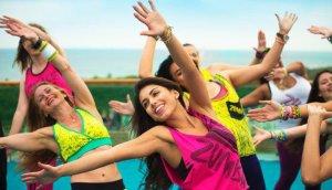 ورزش زومبا استرانگ فیتنس زنان