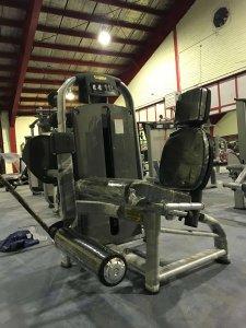 دستگاه بدنسازی جلو ران